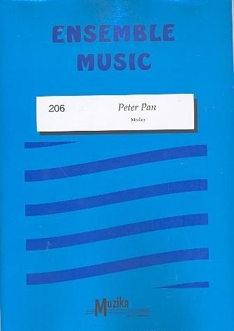 Muzika Ensemble: Peter Pan: Sc&Pts