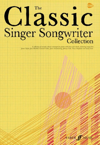 Classic Singer Songwriter Collection: Words & Chords