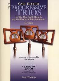 Progressive Trios For Bass