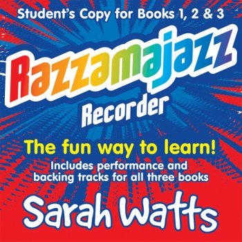 Razzamajazz: Recorder: Book 1 2 & 3: Cd:  Students Book: Cd Only