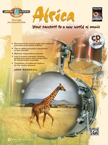 Drum Atlas Series: Africa: Book & CD