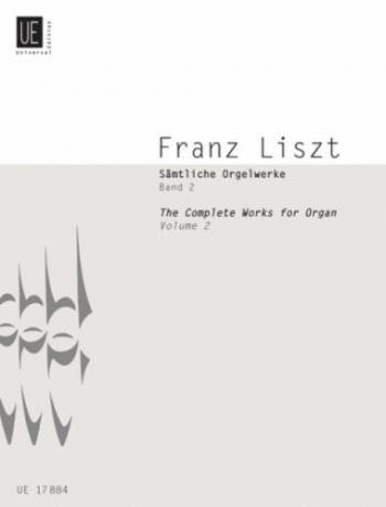 Complete Organ Works Volume 2