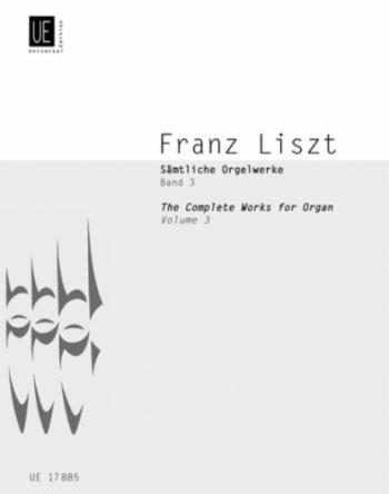 Complete Organ Works Volume 3