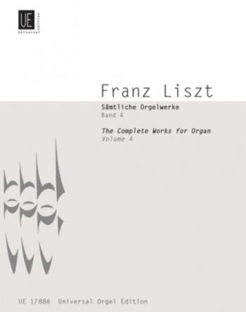 Complete Organ Works Volume 4
