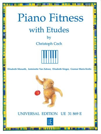 Piano Fitness: With Etudes