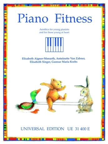 Piano Fitness: Aerobics For Young Pianists