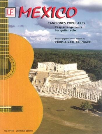 Popular Mexican Songs: Easy Guitar