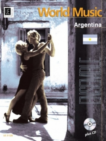 World Music: Argentina: Ensemble: Score & Parts
