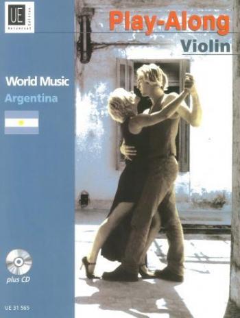 World Music: Argentina: Play Along: Violin & Piano