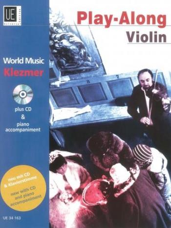 World Music: Klezmer: Play Along: Violin & Piano