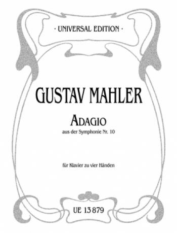 Adagio: From Symphony No 10: Piano Duet