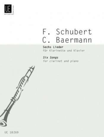 6 Songs: Clarinet & Piano
