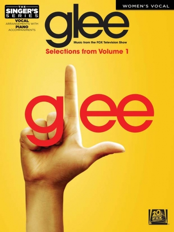 Glee: Selections From Volume 1: Vocal: Womens Edition