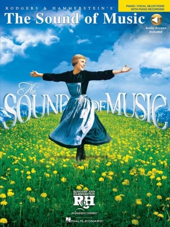 Sound Of Music The: Vocal Selections: Piano Vocal And Guitar