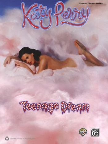 Katy Perry: Teenage Dream: Piano Vocal Guitar