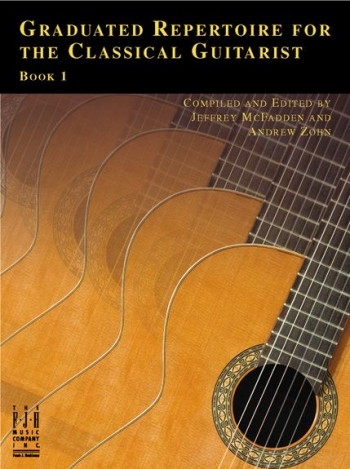 Graduated Repertoire For The Classical Guitarist