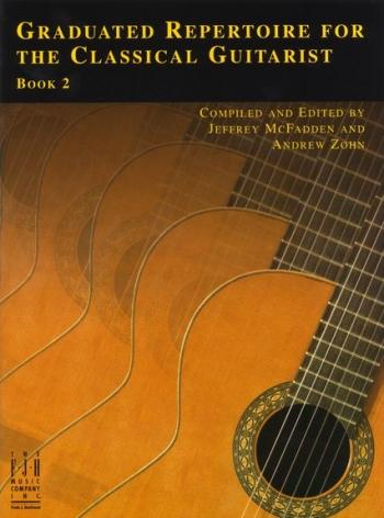 Graduated Repertoire For The Classical Guitarist: Book 2