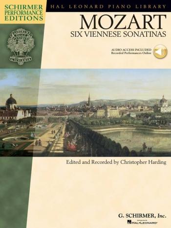 6 Viennese Sonatinas: Piano