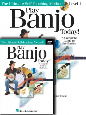 Play Banjo Today: Level 1