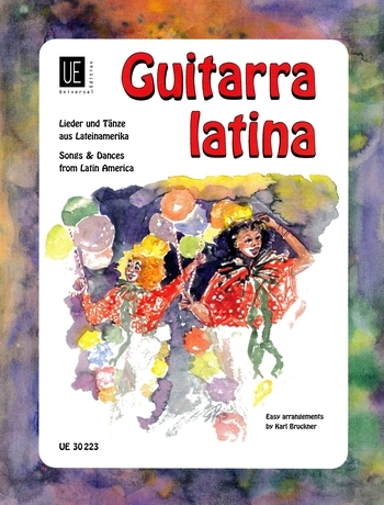 Guitarra Latina: Songs And Dances From Latin America