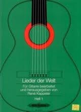 Lieder Der Welt: Songs Of The World: Vol 2: Guitar