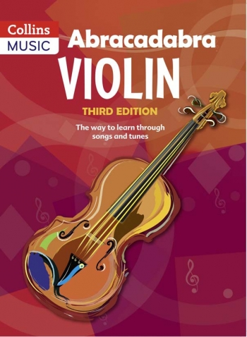 Abracadabra Violin: Book Tutor: Book only (A & C Black)