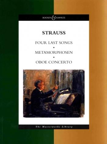 Four Last Songs / Metamorphosen / Oboe Concerto: Study Score