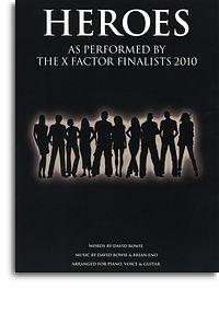 X Factor Finalists 2010: Heroes
