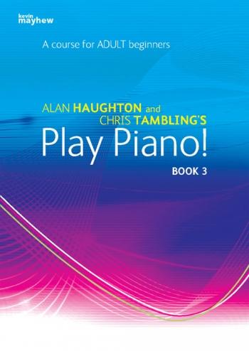 Play Piano Adult Beginer: Book 3
