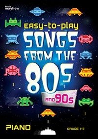 Easy To Play Songs From The 80s & 90s: Piano Vocal Guitar Chords