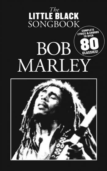 Little Black Songbook: Bob Marley: Lyrics & Chords