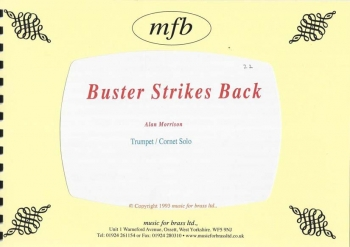 Buster Strikes Back: Trumpet And Piano
