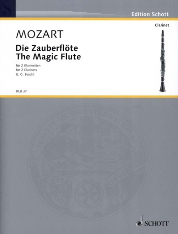 The Magic Flute: Clarinet Duet