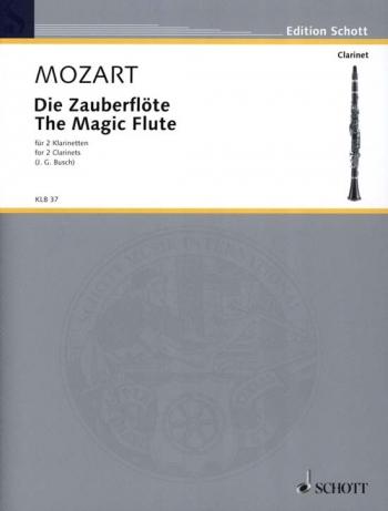 The Magic Flute: Clarinet Duet