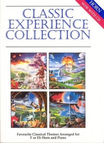 Classic Experience Collection : Horn : Bk&CD