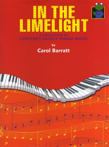 Chesters In The Limelight: Piano  (Carol Barratt)