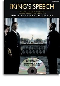 The Kings Speech: Theme From The Film: Piano Solo With CD