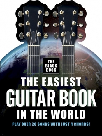 The Easiest Guitar Book In The World - The Black Book