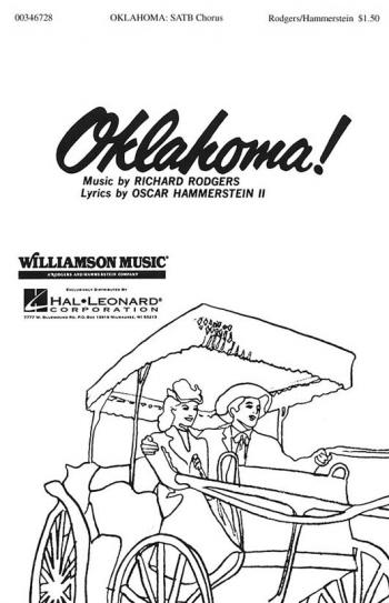 Oklahoma! Title Song: Vocal Satb