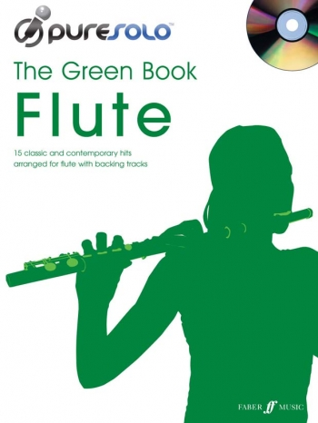 Pure Solo: The Green Book: Flute: Book & CD