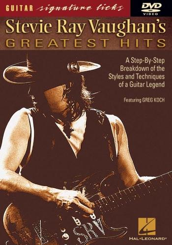 Signature Licks: Stevie Ray Vaughan: Greatest Hits: DVD