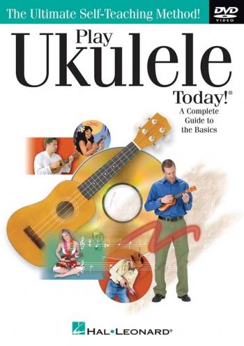 Play Ukulele Today: Tutor: DVD