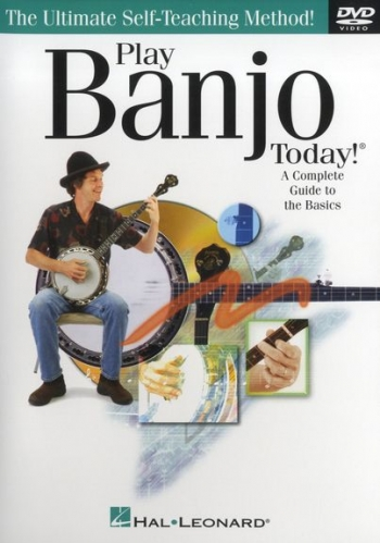 Play Banjo Today: Tutor: DVD
