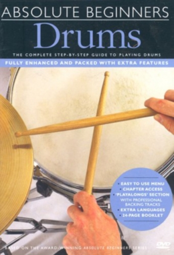 Absolute Beginners Drums: DVD