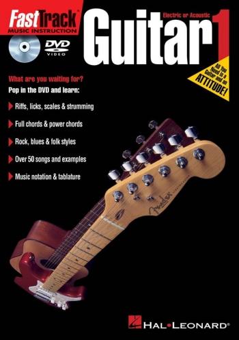 Fast Track: Guitar: Tutor: DVD