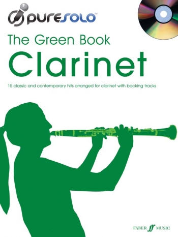 Pure Solo: The Green Book: Clarinet: Bk&cd