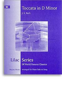 Toccata In D Minor: Piano