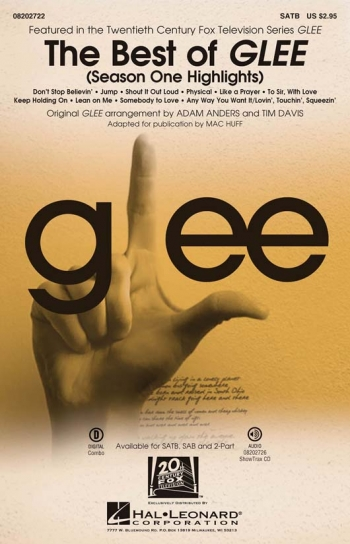Best Of Glee: Season One Highlights: Vocal: SATB And Piano