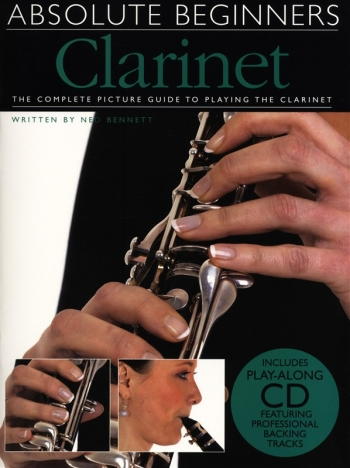 Absolute Beginners Clarinet: Book & Cd