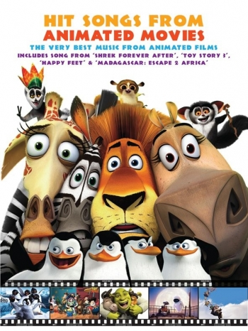 Hit Songs From Animated Movies